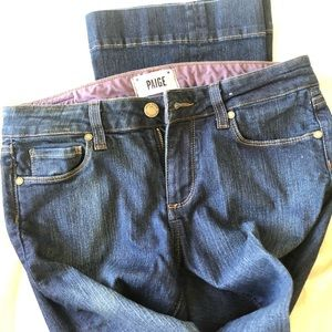 Paige Jeans. Never worn